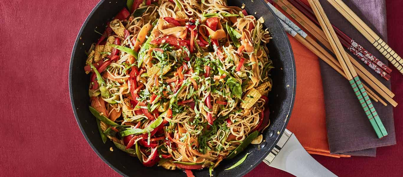 Chinese New Year Stir Fry Recipes