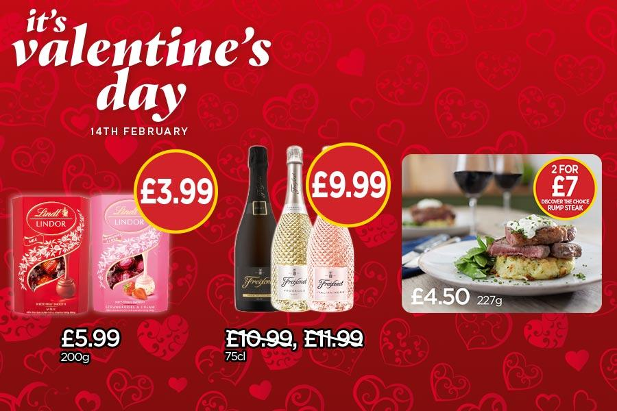 NP12 Valentine's Day Special Offers