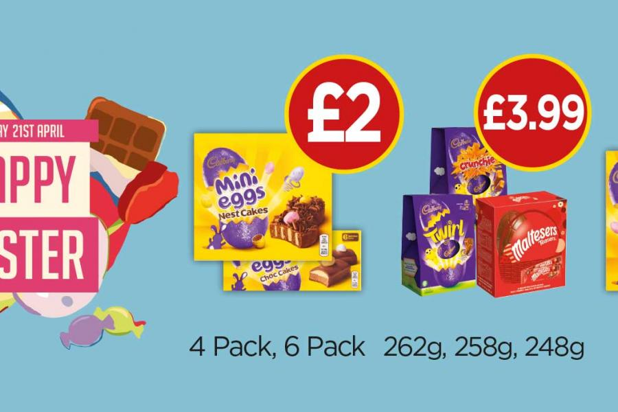 Happy Easter - Offers