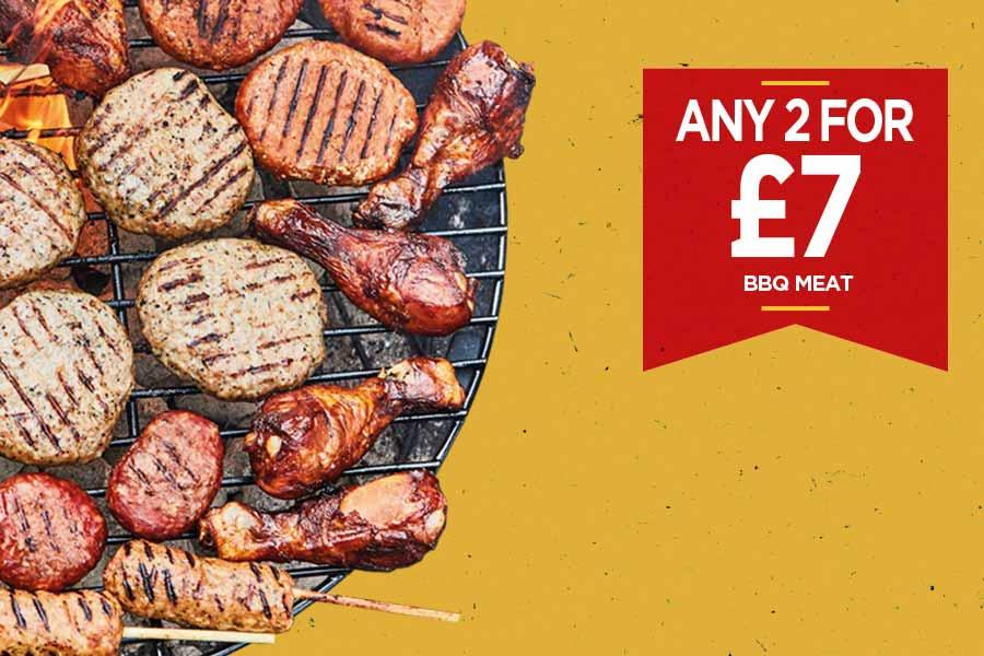 BBQ Meat Offer