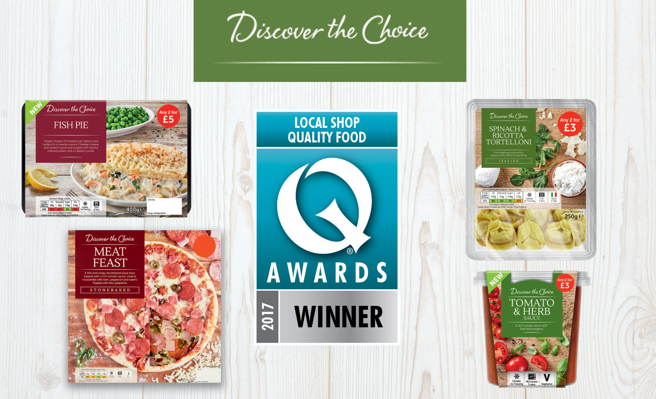 Local Shop Quality Food Q Awards 2017 - Winner